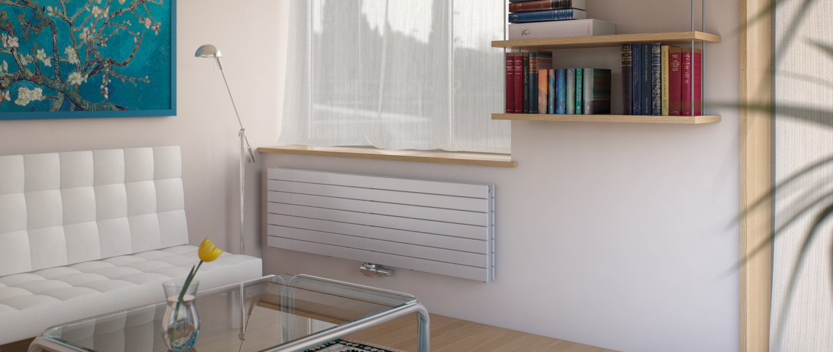 KORATHERM HORIZONTAL - M - Design radiators with horizontally ...